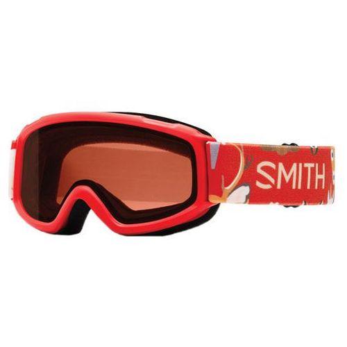 Smith goggles Gogle narciarskie smith sidekick kids dk2efox17