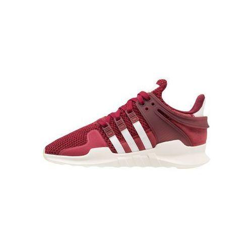 adidas Originals EQT SUPPORT Tenisówki i Trampki burgundy/footwear white/offwhite (4058028401428)