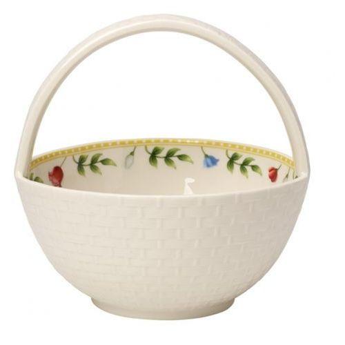 Villeroy & boch - spring fantasy koszyk porcelanowy wysokość: 22 cm