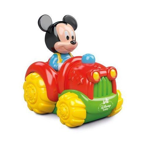Zabawka CLEMENTONI Traktorek Baby Mickey + DARMOWY TRANSPORT! - produkt z kategorii- Traktory