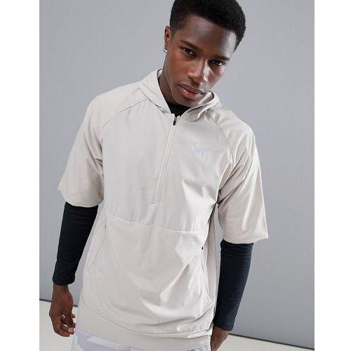 Nike running flex sleeveless jacket in black 891430-215 - black