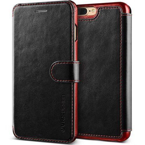Etui VRS Design Layered Dandy iPhone 8/7 Plus Black (8809477689273)