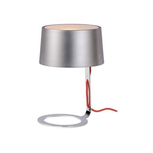 Lucide aiko lampa stołowa siwy, 1-punktowy