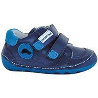 buty barefoot chłopięce fergus 25 niebieskie marki Protetika
