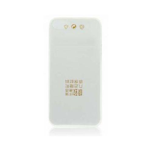 Back Case 0,3mm HTC Desire 510 transparentny, kolor Back