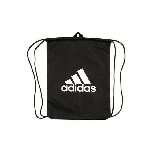 Adidas performance logo torba sportowa black/white (4058031598863)
