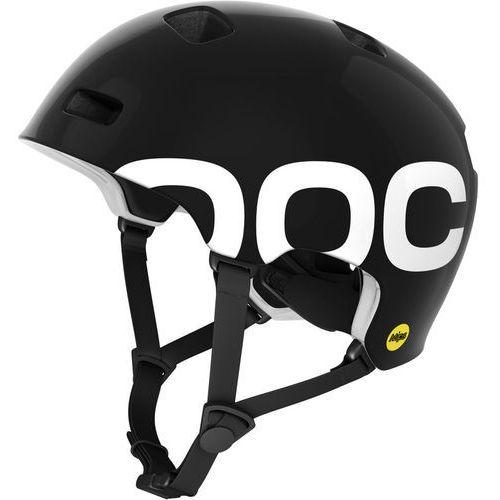 POC Crane MIPS Kask rowerowy czarny 59-62 cm 2018 Kaski rowerowe (7325540635172)