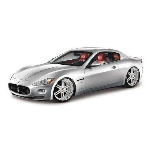 Maserati granturismo 2008 kit marki Bburago