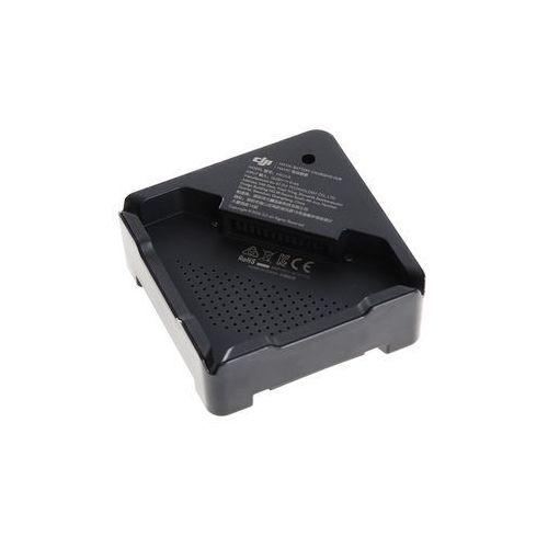 cp.pt.000563 mavic pro stacja ładowania akumulatora hub czarny marki Dji
