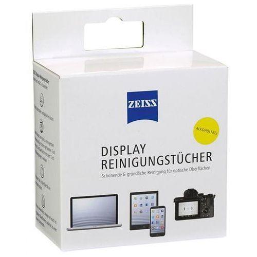 Chusteczki do czyszcz. ZEISS ekranów tabletów i laptopów 10 szt. białe, ZS581999