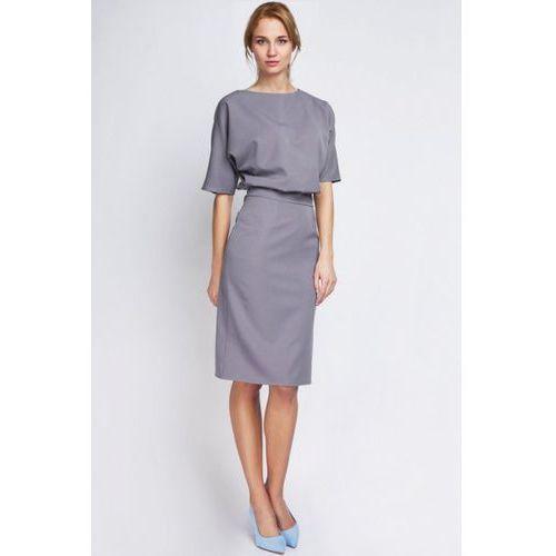 Sukienka model suk123 grey, Lanti