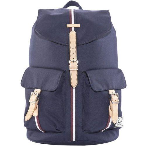 Herschel Dawson Plecak czerwony/niebieski 2018 Plecaki szkolne i turystyczne, kolor niebieski