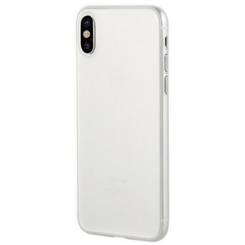 Benks Etui lollipop iphone x elegant white (6948005942342)