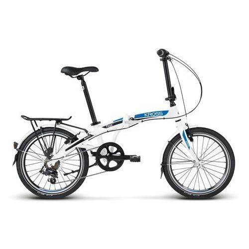"""Rower składany Kross Flex 2.0 20"""" 2018"""