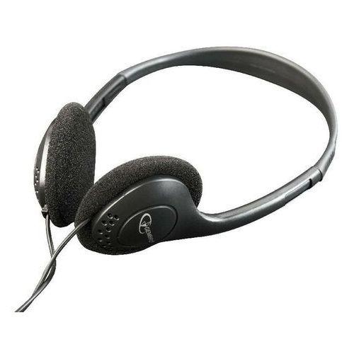 Słuchawki Gembird MHP-123 BLACK Darmowy odbiór w 19 miastach!