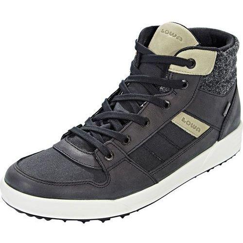 seattle gtx buty mężczyźni czarny 44,5 2018 buty codzienne, Lowa