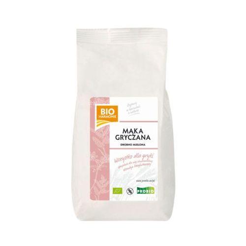 500g mąka gryczana bezglutenowa bio marki Bio harmonie