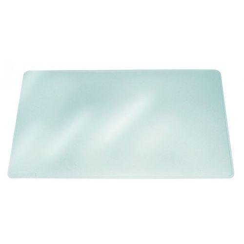 Durable Podkład na biurko duraglas 50x65cm przezroczysty