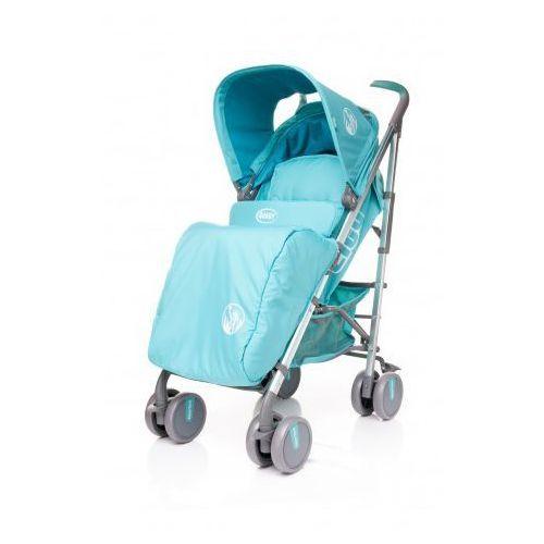 4Baby City wózek spacerowy Nowość wiosna 2016 turkus - produkt z kategorii- Wózki spacerowe