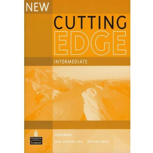 Cutting Edge New. Intermediate Workbook (9780582825192)