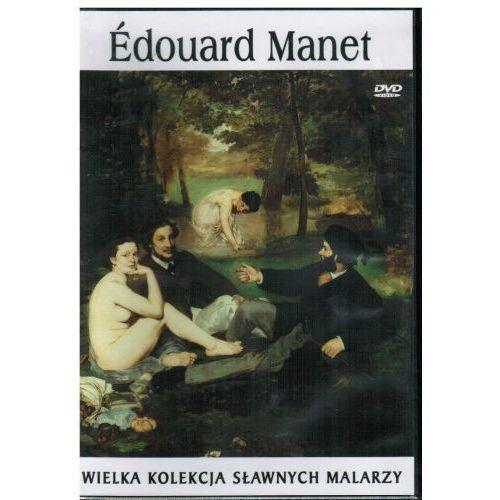 Oxford educational Edouard manet. wielka kolekcja sławnych malarzy dvd