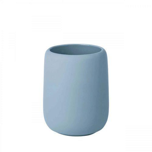 Blomus - Sono - kubek na szczoteczki, niebieski