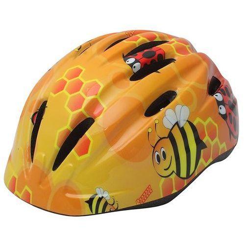 Kask rowerowy dziecięcy KROSS Best 036SYL (rozmiar S) + Zamów z DOSTAWĄ JUTRO!