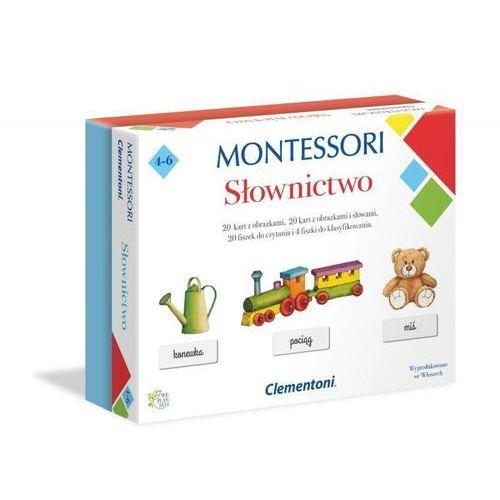 Clementoni Montessori słownictwo (8005125500772)