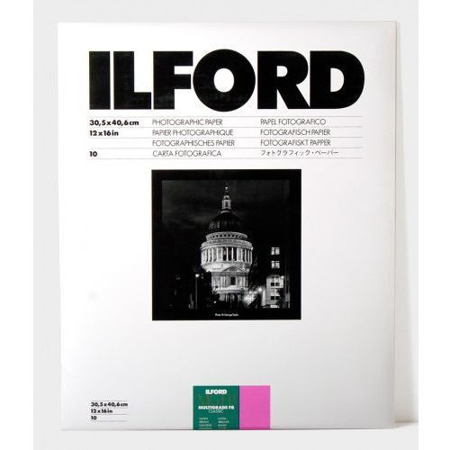 mg fb classic 30x40/10 1k błyszczący marki Ilford