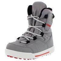 Nowe dziecięce buty raik gtx mid grey/red rozmiar 31/19,5cm marki Lowa