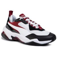 Sneakersy - thunder fashion 2.0 37037606 06 puma white/p black/rhubarb, Puma, 40.5-46