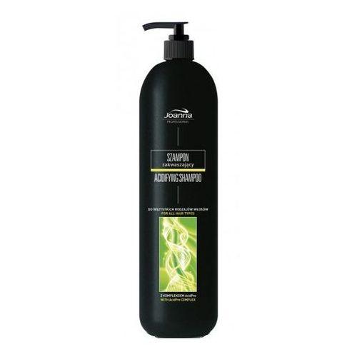 Joanna szampon zakwaszający do włosów farbowanych 1000ml