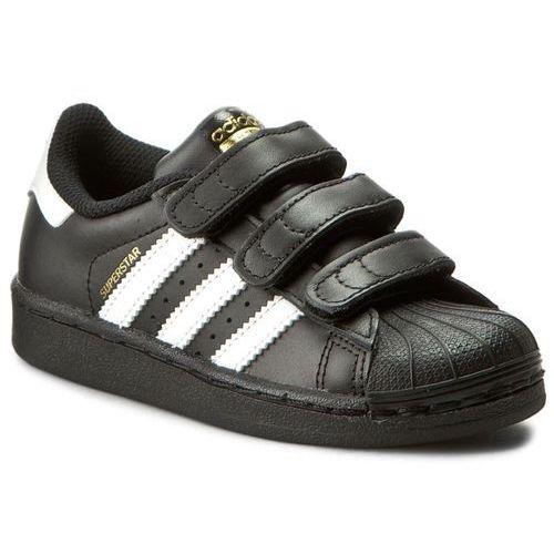 Buty adidas - Superstar Foundation CF C B26071 Cblack/Ftwwht/Cblack, kolor czarny