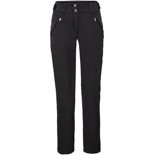 skomer spodnie długie kobiety czarny 36 2018 spodnie i jeansy, Vaude