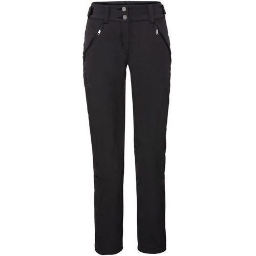 skomer spodnie długie kobiety czarny 38 2018 spodnie i jeansy, Vaude
