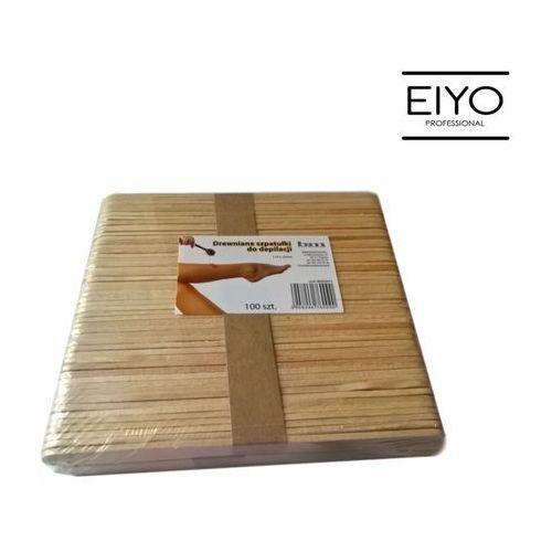 B&m Szpatułki drewniane do depilacji 140 mm x 10 mm - 100 szt
