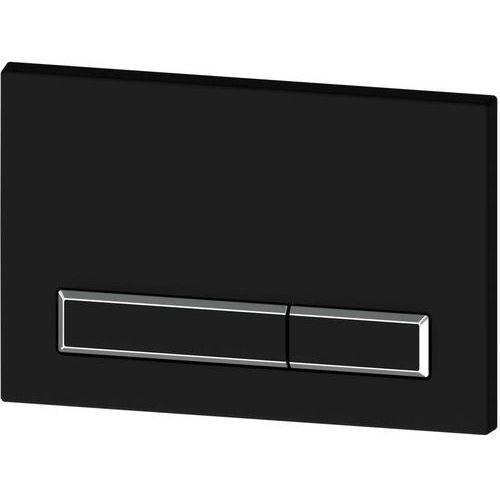 Kk-pol Przycisk spłukujący do stelaża m08v1 czarny (5906190450395)