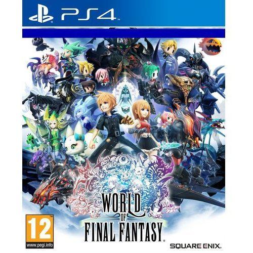OKAZJA - World of Final Fantasy (PS4)
