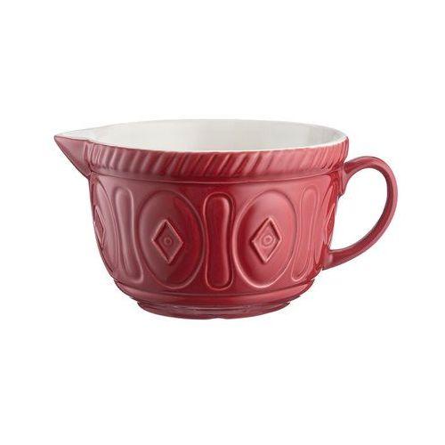 Dzbanek do ciasta naleśnikowego 2l colour mix mixing bowls czerwony marki Mason cash