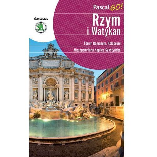 Rzym i Watykan. Pascal GO! (Pascal)