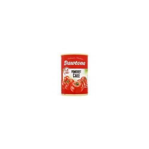 Dawtona Pomidory całe bez skórki 400g