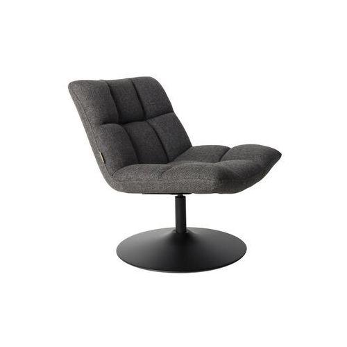 fotel bar ciemnoszary 3100030 marki Dutchbone