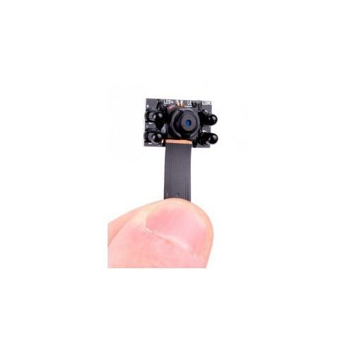 Mini kamera WIFI 1080P S06nb 4xIR black