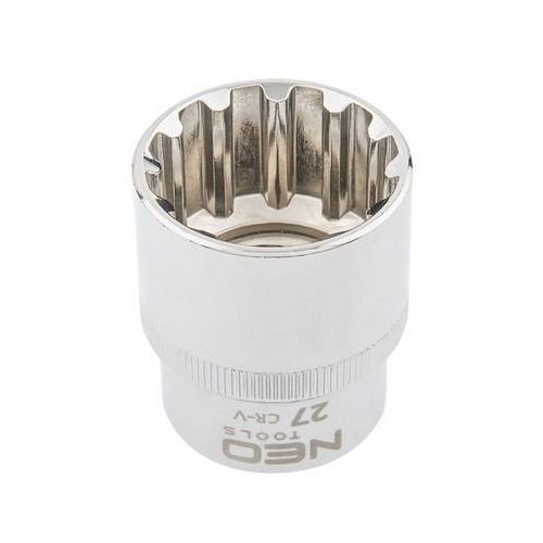 Nasadka NEO 08-597 Spline 1/2 cala 27 mm + Zamów z DOSTAWĄ JUTRO!, 08-597