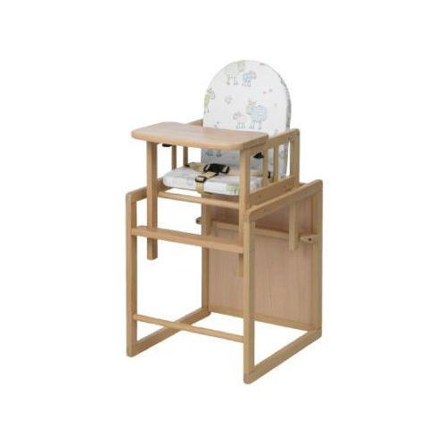 GEUTHER Krzesełko do karmienia Nico (2009) molor naturalny 35 Owieczka