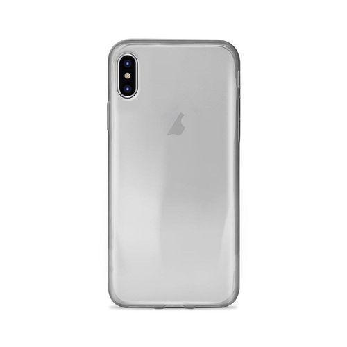 Puro 0.3 nude - etui iphone x (przezroczysty)