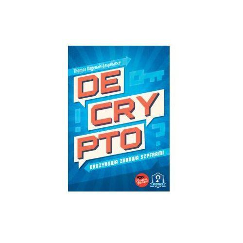 Decrypto. gra planszowa marki Portal