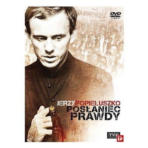 Jerzy Popiełuszko. Posłaniec prawdy - film DVD
