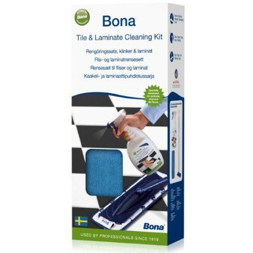 Bona tile & laminate cleaning mop do podłóg ceramicznych i laminowanych