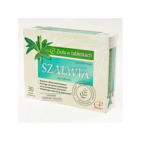Szałwia 50mg 30 tabletek Colfarm (5901130350483)